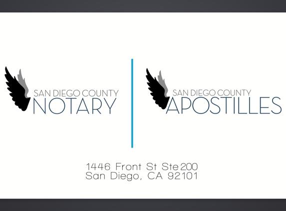 123 Apostille - San Diego Notary - San Diego, CA