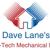 Dave Lane's Hi-Tech Mechanical