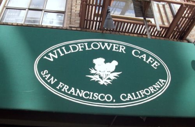 Wildflower Cafe - San Francisco, CA