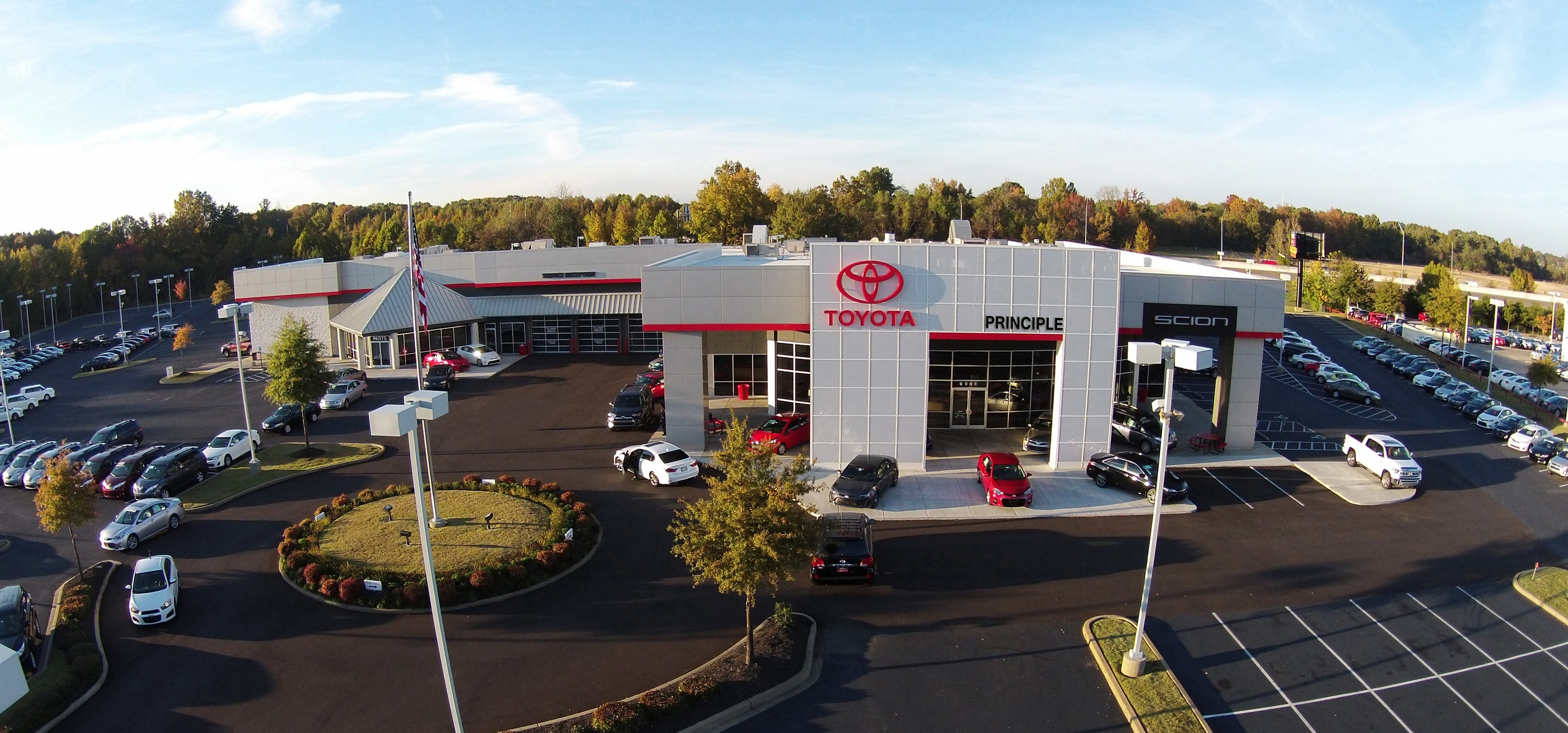 Principle Toyota 7370 Winchester Rd Memphis TN YP