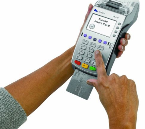 Quantum Merchant Services. VX520 - Easy to Use & Chip Ready!