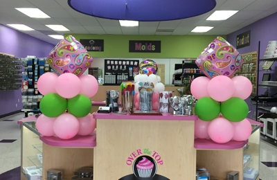 Over The Top Cake Supplies 1904 S 10th St Mcallen Tx 78503