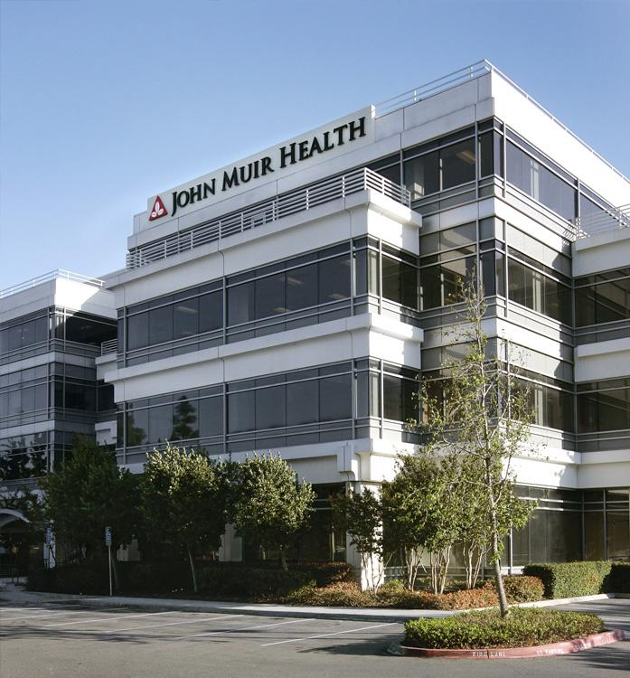 John Muir Health Outpatient Center Pleasanton 5860 Owens