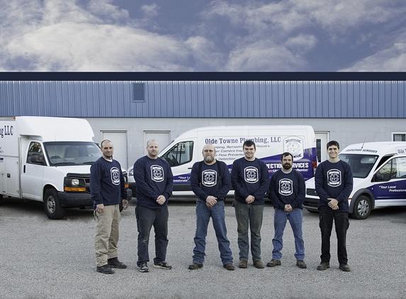 Olde Towne Plumbing LLC - Ann Arbor, MI