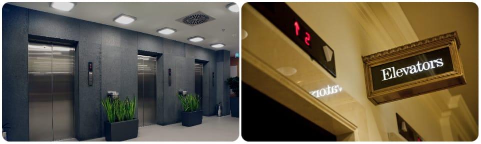elevator services