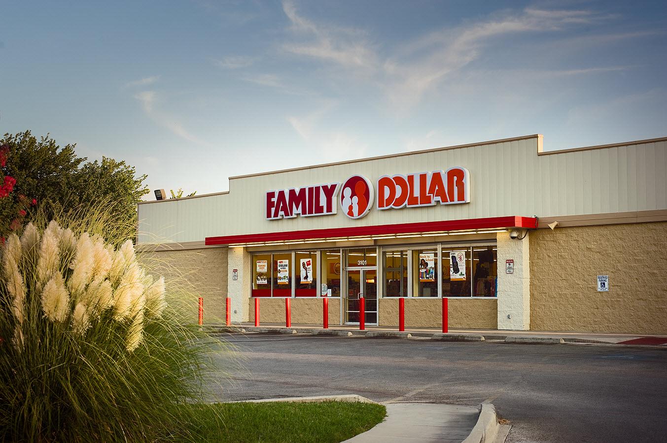 Family Dollar 1703 Highway 412 W Siloam Springs Ar 72761 Yp