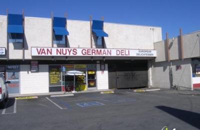 Van Nuys German Deli - North Hills, CA