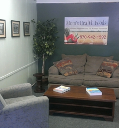 Mom's Health Foods - Sheridan, AR