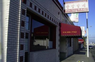 Han Yang Korean Bar-B-Q - Hayward, CA