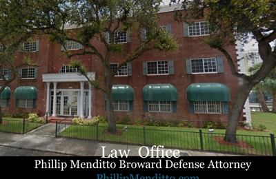 Phillip Menditto Criminal Defense Lawyer - Fort Lauderdale, FL