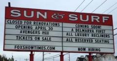 Sun & Surf Cinema 8 - Ocean City, MD