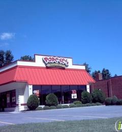 Popeyes Louisiana Kitchen 6642 Belair Rd Baltimore Md