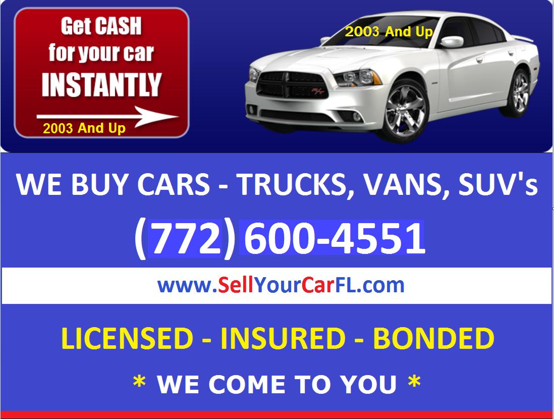 We Buy Cars In South Florida 4701 Orange Dr Building 18, davie, FL ...