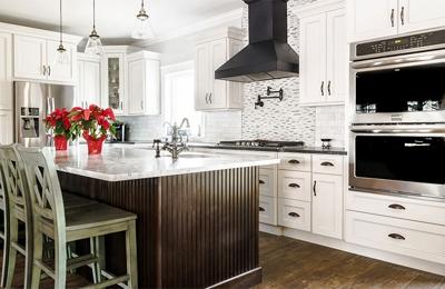 Weissman Kitchen Cabinets Brooklyn / Galaxy Frost Cabinets ...