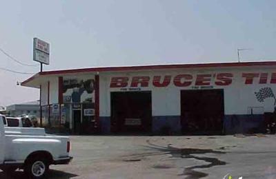 Bruce's Tire - San Jose, CA