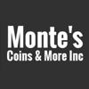 Monte's Coin's & More