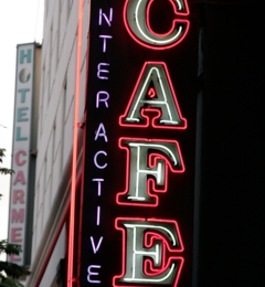 Interactive Cafe - Santa Monica, CA