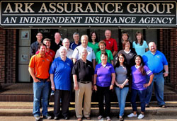 Ark Assurance Group Tyler, TX auto, home, health, business insurance