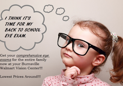 Hadden Eyecare Associates - Walmart Vision Center Burnsville 12200