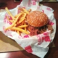 Rib Country - Blairsville, GA. Pulled pork sandwich and fries
