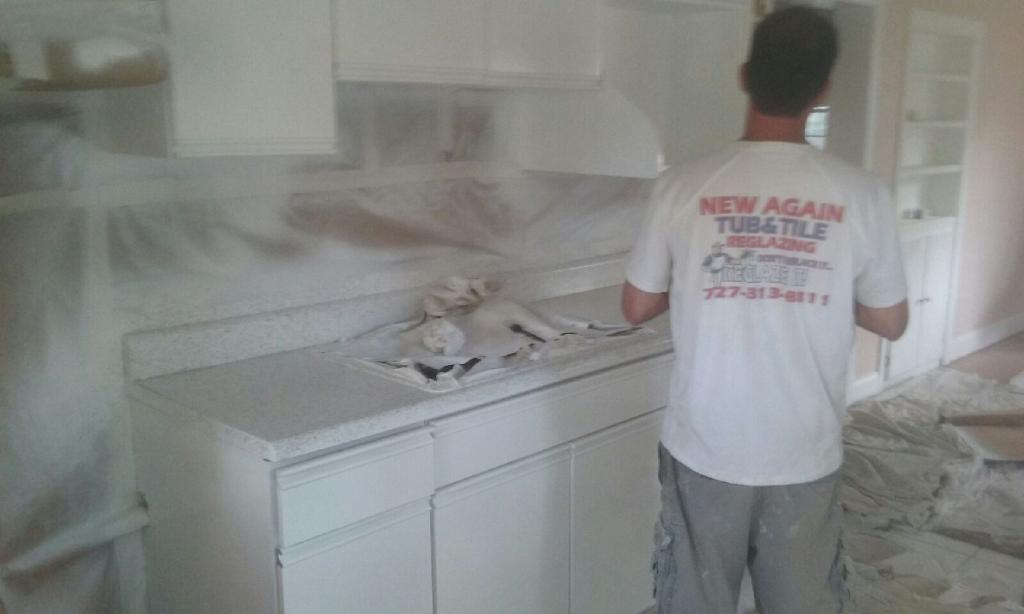 New Again Tub And Tile Reglazing 1257 Drew St #4, Clearwater, FL 33755    YP.com