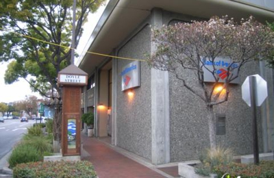 Bank of America - Menlo Park, CA