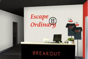 Breakout Mobile Escape Game