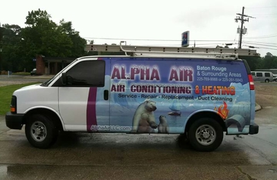 Alpha Air - Greenwell Springs, LA