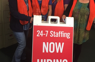 24-7 Staffing - Arlington, TX. Ready to get you earning today!!