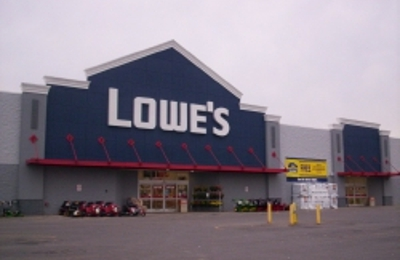 Lowe's Home Improvement - Canandaigua, NY