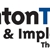 Clinton Tractor & Implement Co.