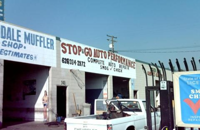 Stop And Go Auto >> Stop N Go 240 S Irwindale Ave Azusa Ca 91702 Yp Com
