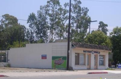 Battery World - Vista, CA