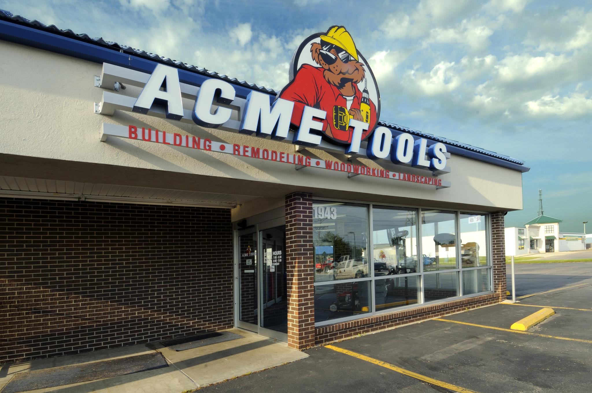 Acme Tools Puckett Cedar Rapids Ia 52402 Yp Com