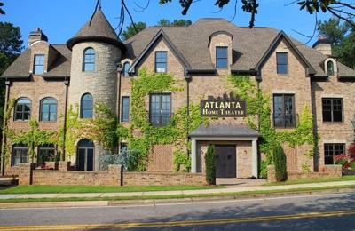 Atlanta Home Theater Roswell Ga