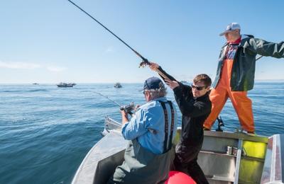 Cascade Inn - Sitka, AK. All-Inclusive Sitka Alaska Fishing Packages