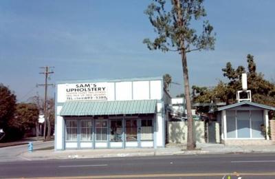 Sam's Upholstery - Whittier, CA