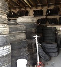 Allen Burt Truck Tire Service - San Antonio, TX