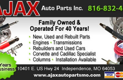 Ajax Auto Inc. - Independence, MO