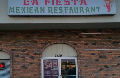 La Fiesta Mexican Restaurant - Saint Louis, MO. South Lindbergh near Ci Ci's Pizza.