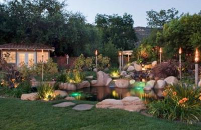 Nice San Diego Pond U0026 Garden   Poway, ...