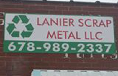 Lanier Scrap Metal - Gainesville, GA