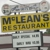 McLean's Restaurant