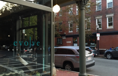 Evolve Residential - Boston, MA. Great design.
