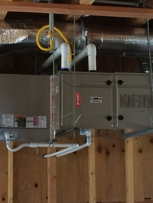 Residential heating and A/C