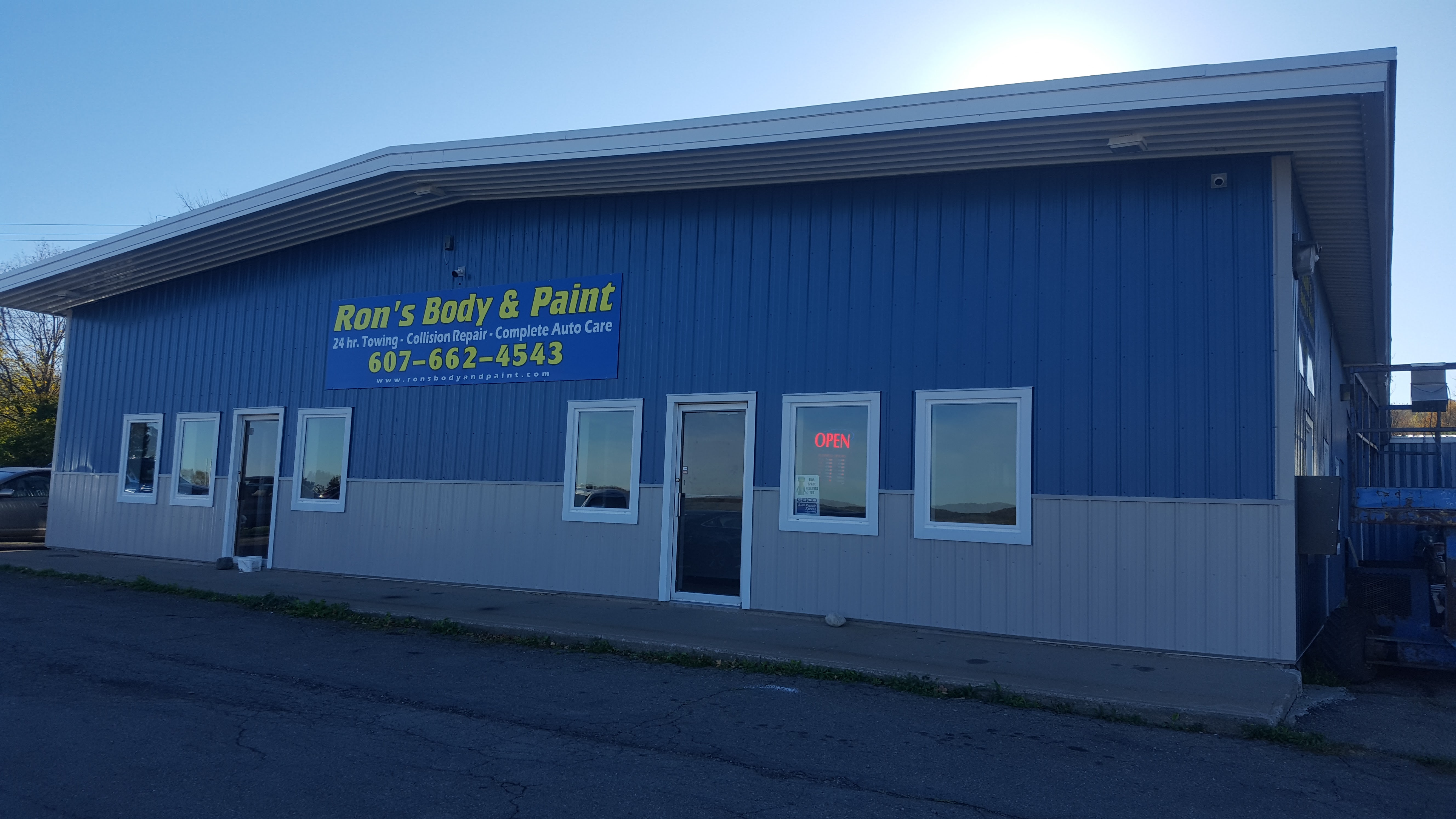 Rons body paint 362 state route 13 cortland ny 13045 yp solutioingenieria Image collections