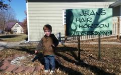 Jean's Hair Horizons