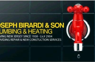 Birardi Joseph & Son Plumbing & Heating - Toms River, NJ
