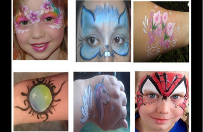 ISA FACE PAINTING - Asheville, NC