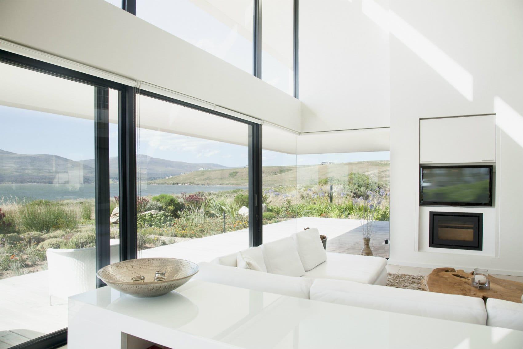 Glass Residential